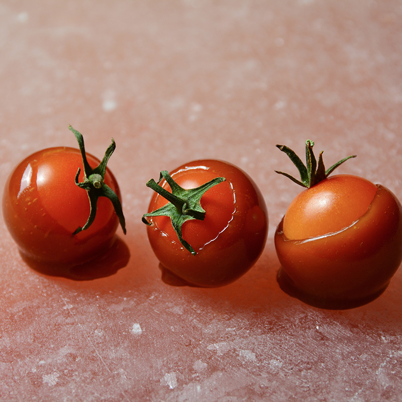 Stuffed Cherry Tomato